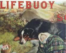 William Hesketh Lever launched Lifebuoy in the UK as the Royal Disinfectant Soap